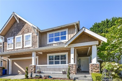 Sammamish Single Family Home For Sale: 3614 212th Place SE