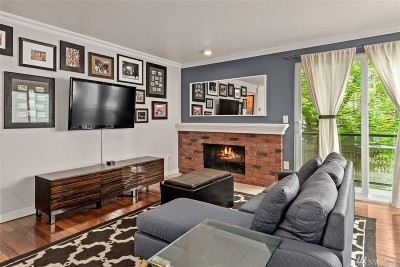 Seattle Condo/Townhouse For Sale: 1752 NW 57th St #2