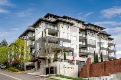 Condo/Townhouse Sold: 220 1st St #408