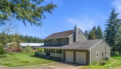 Winlock Single Family Home For Sale: 182 Shiloh Rd