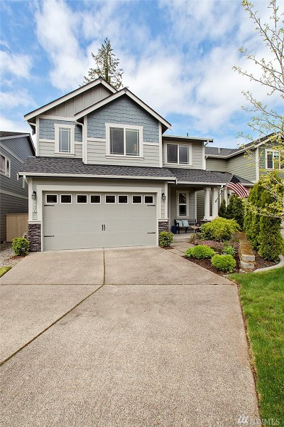 Lacey Single Family Home For Sale: 8870 Shepard Wy NE