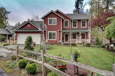 Puyallup Single Family Home For Sale: 17024 121st Ave E