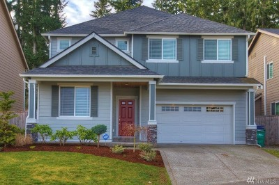 Auburn Single Family Home For Sale: 2610 57th St SE