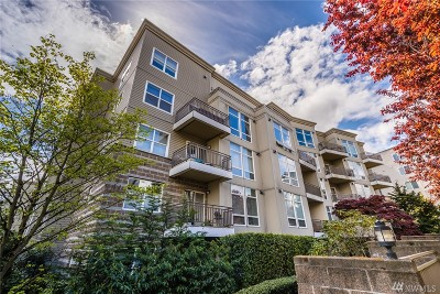Condo/Townhouse Sold: 3221 SW Avalon Wy #312
