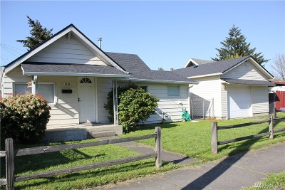 Tacoma Single Family Home For Sale: 809 S 43rd St