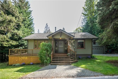 Whatcom County Single Family Home Pending Inspection: 1106 Lakeview