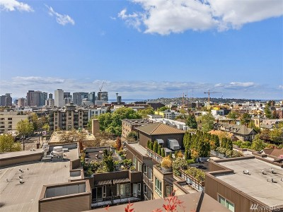 Condo/Townhouse Sold: 1420 E Pine St #E501