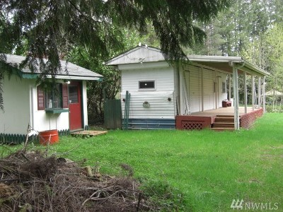Single Family Home For Sale: 6421 Skinner Rd