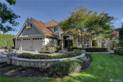 Sammamish Single Family Home For Sale: 1236 268th Wy SE