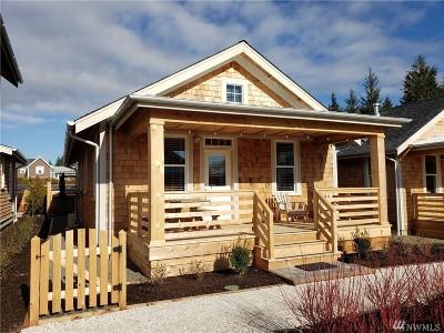 Grays Harbor County Single Family Home For Sale: 27 Lavender Lane