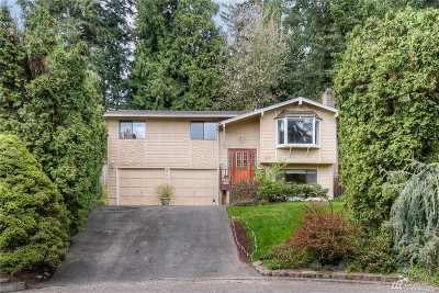 Bothell Single Family Home For Sale: 1228 206th St SE