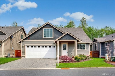 Bellingham WA Single Family Home For Sale: $409,900