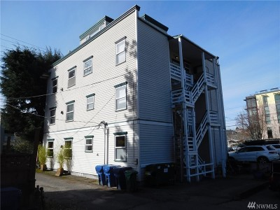 Seattle Commercial For Sale: 1308 N 38th St
