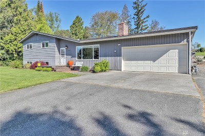 Whatcom County Single Family Home Pending: 2156 Sunrise St