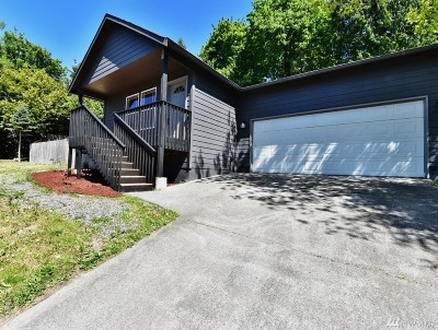 Kingston Single Family Home Pending: 5693 NE Gamblewood Rd