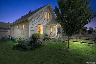 Tacoma Single Family Home For Sale: 5839 S Warner St