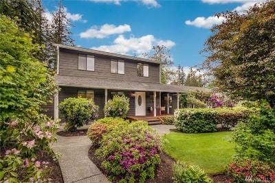 Marysville Single Family Home For Sale: 10526 38th Dr NE