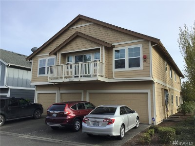 Lacey Condo/Townhouse Pending: 6003 Illinois Lane SE #C