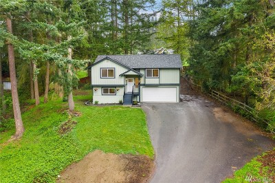 Woodinville Single Family Home For Sale: 16726 NE 139th Place
