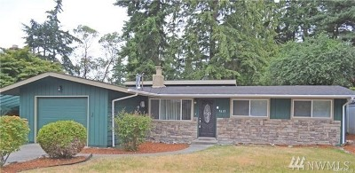 Edmonds Single Family Home For Sale: 7615 201st St SW