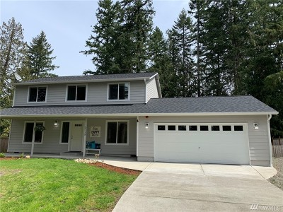Lake Tapps WA Single Family Home For Sale: $399,999