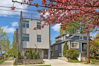 Seattle Single Family Home For Sale: 2418 E Yesler Wy