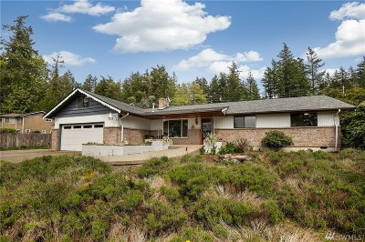 Gig Harbor Single Family Home For Sale: 13320 Goodnough Dr NW