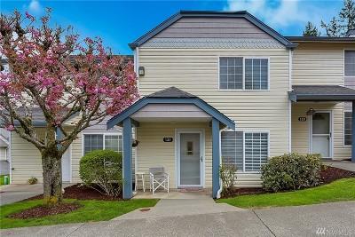 Bellingham Condo/Townhouse For Sale: 4240 Wintergreen Lane #131