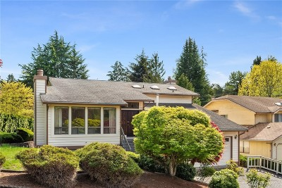 Burien Single Family Home For Sale: 207 S 172nd Place