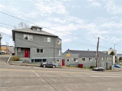 Tacoma Multi Family Home For Sale: 1424 Tacoma Ave S