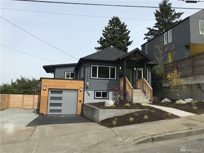 Seattle Single Family Home For Sale: 3940 S Lucile St