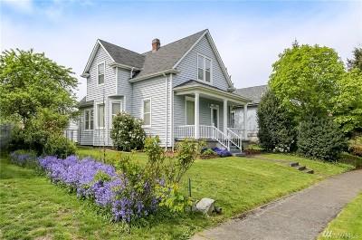 Tacoma Single Family Home For Sale: 2328 S Hosmer St