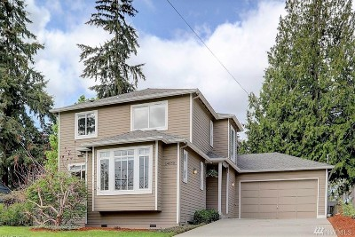 Seattle Single Family Home For Sale: 14069 24th Ave NE