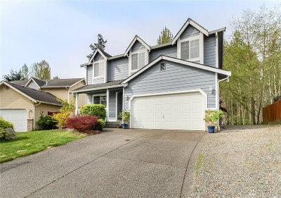Bonney Lake Single Family Home For Sale: 19207 Evergreen Dr