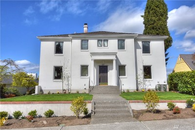 Tacoma Single Family Home For Sale: 621 N Stadium Wy