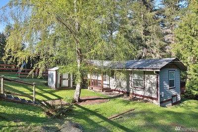 Langley Single Family Home Pending: 4665 Pintail Rd