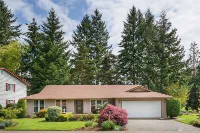 Federal Way Single Family Home For Sale: 31756 42nd Ave SW