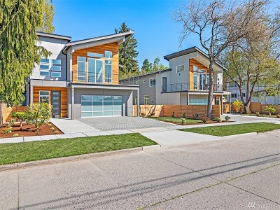 Seattle Single Family Home For Sale: 9060 15th Ave SW