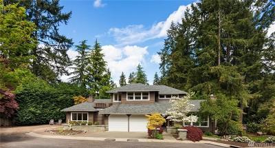 Kirkland Single Family Home For Sale: 11402 NE 103rd St