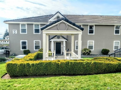 Tacoma Condo/Townhouse For Sale: 625 N Jackson Ave #D-1