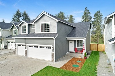 Yelm Single Family Home For Sale: 9411 Prairie Wind St SE