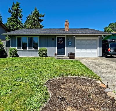 Tacoma Single Family Home For Sale: 517 E 78th St