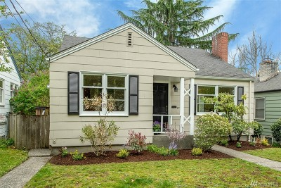 Seattle Single Family Home For Sale: 5010 36th Ave NE