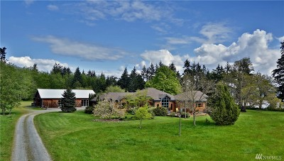 Coupeville Single Family Home For Sale: 1306 Willow Pond Lane