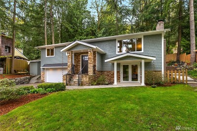 Issaquah Single Family Home For Sale: 950 Highwood Dr SW