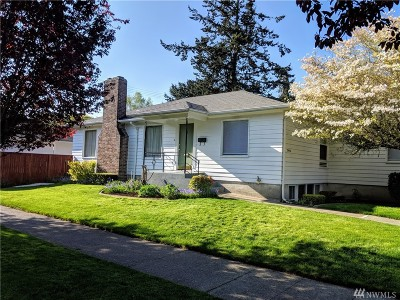Tacoma Single Family Home For Sale: 2402 N Puget Sound Ave
