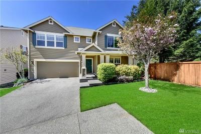 Redmond Single Family Home For Sale: 22572 NE 96th St