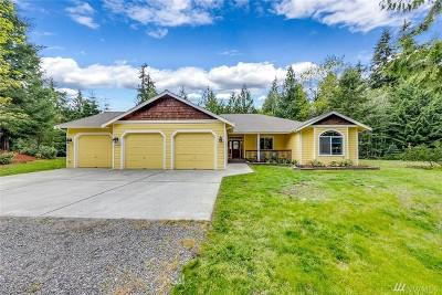 Kingston Single Family Home Pending: 10139 Berry St NE