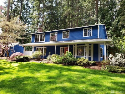 Woodinville Single Family Home For Sale: 17925 NE 157th St