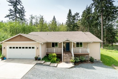 Coupeville Single Family Home For Sale: 746 Conn Rd